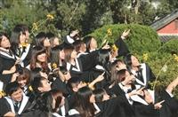 畢業生滿意度調查回收率達7成3 就業率5成4