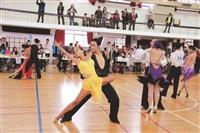舞林高手同場競技 國標舞社大贏家