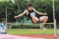 我不是劉翔,but I can fly!