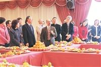 2013 新春團拜 金蛇旺福熱鬧開展 獲卓越獎勵5千萬 張校長勉再提升師生滿意度