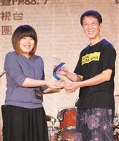 創作力勝出 淡江人贏得金韶獎最佳作詞 最佳作曲