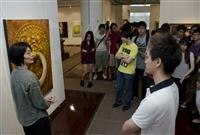 文錙藝術中心台韓現代繪畫交流展