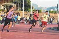 65校慶運動會 校女籃、排 破1600接力大會紀錄