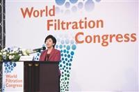本校主辦12 屆世界過濾會議30餘國逾5百學者與會