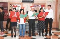 外語學院 耶誕酒會