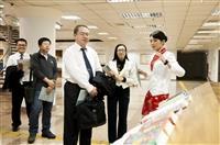 大陸姊妹校北京航空航天大學學院建設考察團蒞校訪問