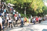 淡江新鮮人邁向大學生活
