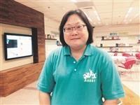 104學年度新任二級主管--課外活動輔導組組長陳瑞娥