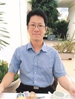104學年度新任二級主管--教育科技學系系主任沈俊毅