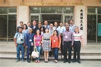 西語12國媒體訪校 關心國際合作