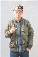 【校園話題人物】英文系講師莫康笙 老莫創作嘻哈饒舌樂