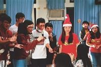 國青團 陸友會 耶誕節享豐盛美食