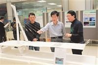 多國學者研討風工程開幕展風場模型