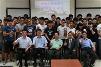 機電系邀林威呈談從淡江機械到科學園區管理