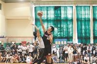 新生盃籃球排球賽拚冠