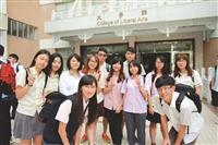 中文系青春制服日 宣示做守規範學生