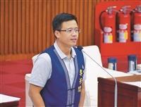 臺北市市議員 李芳儒為原民發聲不關機