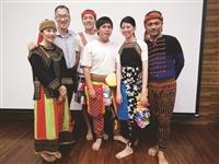 歌舞傳遞原鄉文化 本校應邀表演原住民歌舞