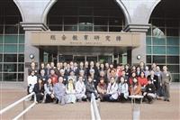 本校中文系教授周彥文、助理教授黃文倩於寒假期間前往日本長崎大學參加「東亞漢學研究學會」之特別會,與臺灣、日本、大陸、韓國等地學者進行漢學交流。(圖/周彥文提供)