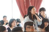 班代表座談150師生雙向溝通