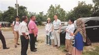 水環境資訊研究中心締約馬國 輸出水利科技技術