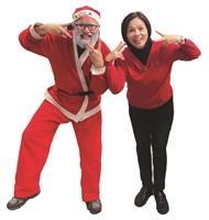 耶誕大餐冬至湯圓溫暖校園