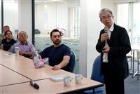 香港中文大學參訪