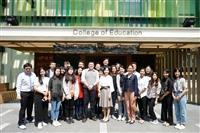 泰國法政大學來訪