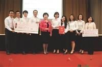 第9屆淡江品管圈活動競賽第一名 三全圈 強化郵件處理效率