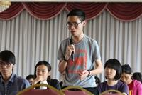 104學年度榮譽學程推展意見交流座談會
