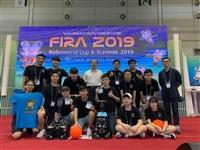 淡江電機系揚威國際 第24屆世界盃機器人大賽勇奪七金