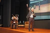 傅錫壬演講從悠揚歌聲中邁向第五波