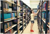 挖寶聖地--蘭陽校園祕笈-圖書館