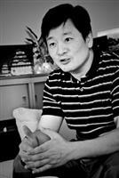 校友服務暨資源發展處主任彭春陽(攝影�黃士航)