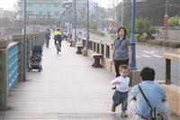 春遊,見識不一樣的淡水--步棧道
