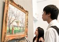 13位藝術家提供85件至寶大作,進行高水準展出。