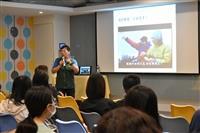 華人女性登山家——江秀真《十年一講,為夢想》