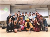 日本學生聯誼會萬聖節活動