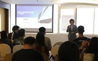 境外生輔導講座「留學生的職涯與財務規劃」,邀請統計系校友胡淑貞分享