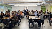 未來學所邀請新北市市議員陳偉杰演講「臺灣未來政治發展與青年參政」