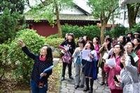 女聯會「鳥語花香五月瘋淡江」