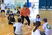 特優教師觀課,體育處黃子榮「室內足球興趣班」