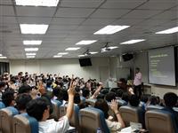 機械系教授吳忠威 分享現代製造現場要素及應用
