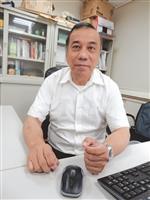 109學年度新任二級主管-財務金融學系主任林允永