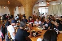 農情食課參訪竹山文創  與何培鈞交流地方創生經驗