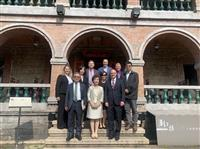 美國密西西比大學來訪 盼促成雙方交流