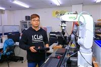 機器人博士學位學程楊勝凱
