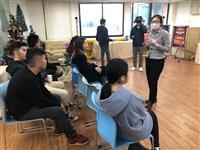 淡水維基館VR故事車開進基督書院