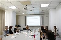 中央大學法文系教授許凌凌 戲劇教學經驗分享