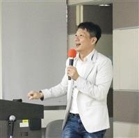 遠見雜誌總編輯李建興演講